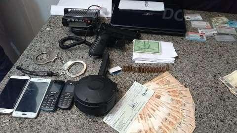 Operação da Polícia Civil prende suspeito de dupla execução