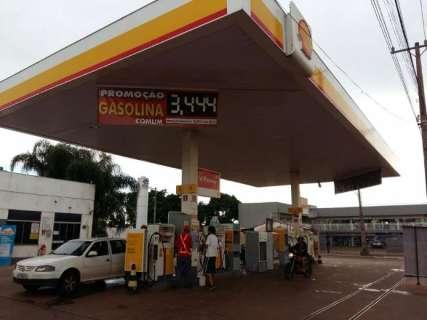 Entre dinheiro e cartão, consumidor pode economizar R$ 0,15 na gasolina