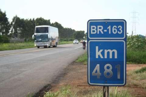Concessão da BR-163 resolve gargalo, mas encarecerá frete em 20%