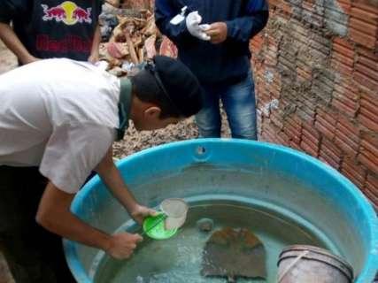Epidemia de dengue coloca maior cidade do interior em emergência