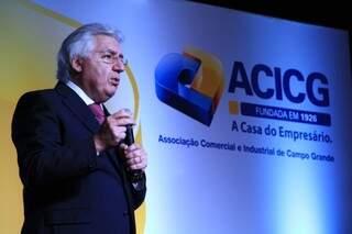 Para ministro Guilherme Afif Domingos, empresário precisa perder medo de faturar mais para sair da informalidade. (Foto: Marcos Ermínio)