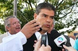 """Nelsinho acredita que terá """"um bom tempo de televisão"""" na eleição de 2014 (Foto: arquivo)"""