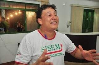 Marcos Tabosa, presidente do Sisem (Foto: Arquivo)