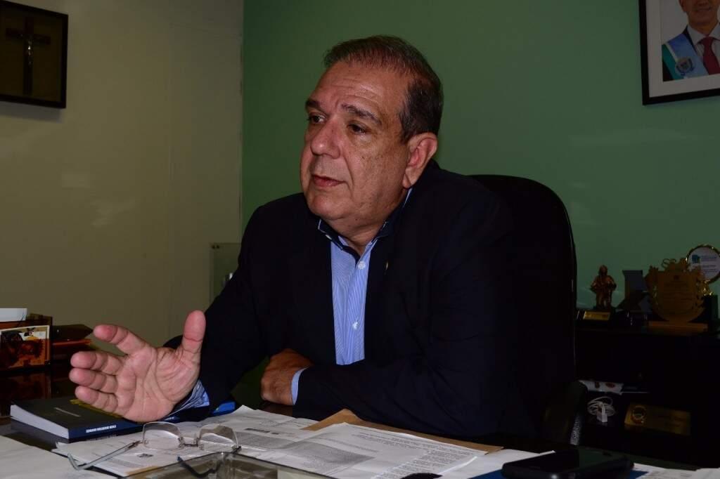 Delegado-geral Marcelo Vargas (Foto: Valmir Dias/ Polícia Civil)