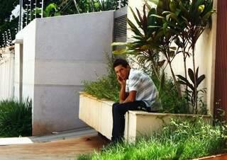 Carlos relatou que não sabia do sequestro (Foto: Marcos Ermínio)
