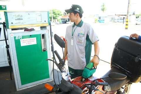 Preço da gasolina sobe 4% e diesel 8% a partir da meia-noite no País