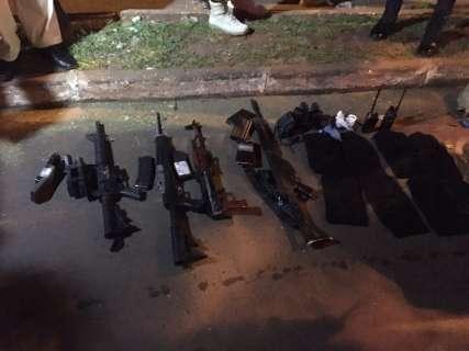 Arma usada para matar Rafaat custa pelo menos US$ 150 mil, diz ministro