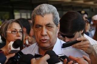 Governador diz que licitação de BR-163 terá vários concorrentes (Foto: Cleber Gellio)