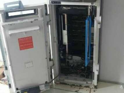 Furto em caixa eletrônico de banco é descoberto apenas quatro dias depois