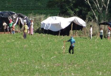 Produtores acusam índios de sequestro e cárcere privado em área de conflito