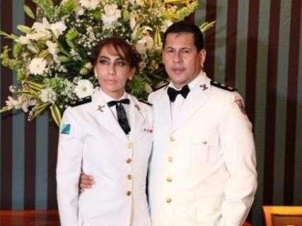 Recomendação de psicólogo põe PM que matou marido de volta ao trabalho