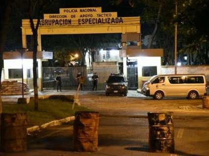 Contando os dias para extradição, Paraguai reforça segurança de Pavão