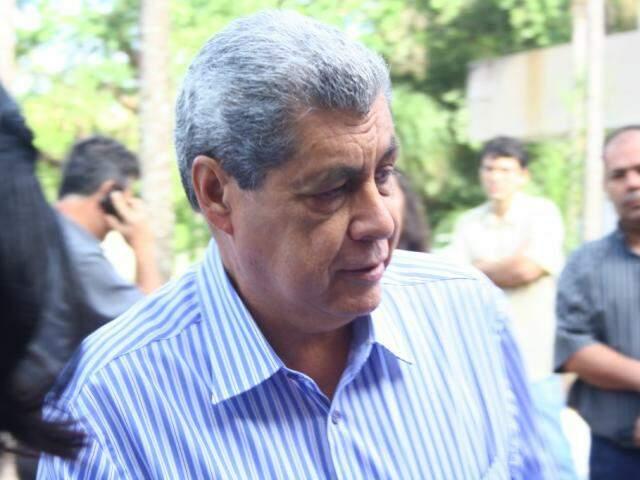 Justiça suspendeu bloqueio de bens do ex-governador André Puccinelli (Foto: Arquivo)