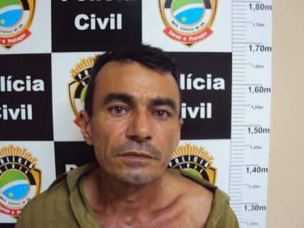 Polícia de Bonito prende homem acusado de matar a ex-mulher e a filha na Paraíba