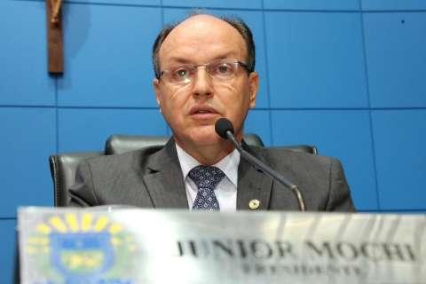 Mochi aguarda resposta do governador sobre reeleição na Assembleia