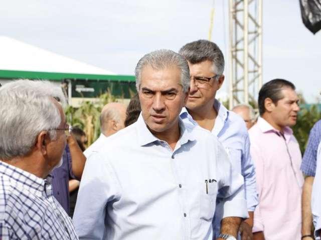 """""""Está avançando"""", diz Reinaldo sobre compra compartilhada em MS e mais 6 estados"""
