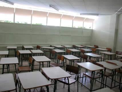 Paralisação atinge 85% das escolas da Capital; em MS, 90% estão sem aulas