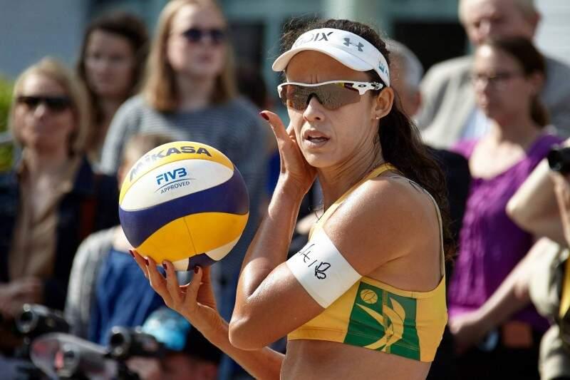 Talita, junto com Larissa, é a principal aposta do vôlei brasileiro, segundo vice-presidente da CBV (Foto: Foto FIVB )