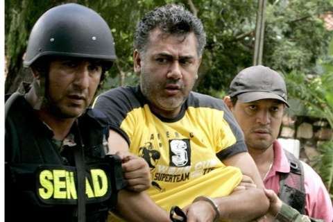 Suspeito de planejar explodir muro de prisão, rival de Rafaat é transferido