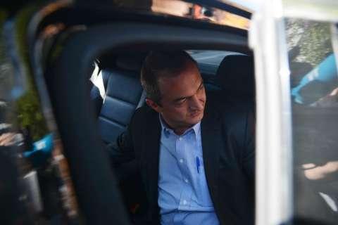 Joesley Batista e Ricardo Saud se entregam à Polícia Federal em SP