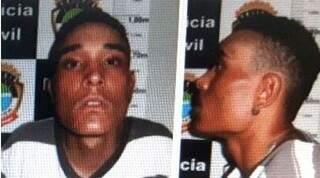 """Vítima Deivid Almeida de Oliveira, o """"Caveirinha"""", 20 anos (Foto: TL Notícias)"""