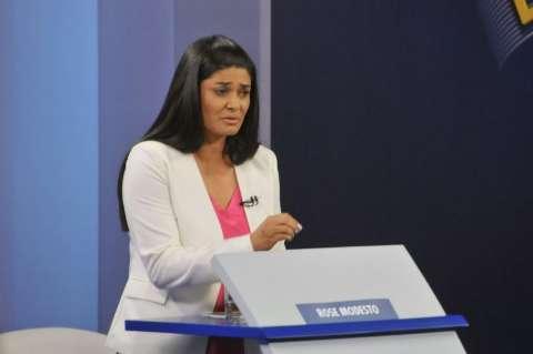 Último bloco de debate tem tapa-buraco, Coffee Break e ex-prefeitos