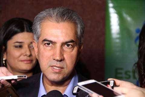 Reinaldo discute com Aécio eleições e futuro do PSDB
