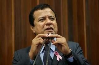 Amarildo diz que interpelação sobre gastos devem ser feitas à Mesa da Assembleia (Foto: arquivo)