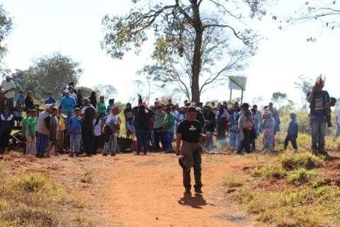 Índio acusado de manter PMs reféns após confronto há 2 anos é preso