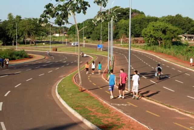 Complexo Lagoa assegura qualidade de vida à população na região Oeste da Capital. (Foto: Rachid Waqued).