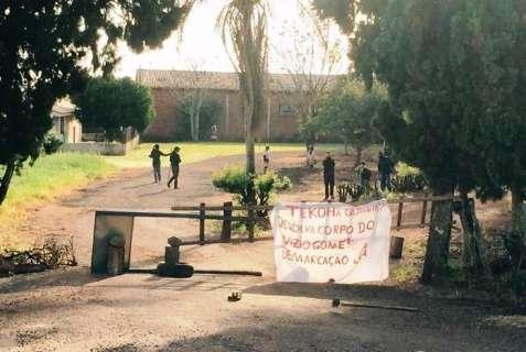 Mais duas fazendas são invadidas por índios na fronteira com o Paraguai