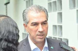 Governador indicou que cada vereador do PSDB vai decidir de forma pessoal sobre Comissão Processante (Foto: Marcelo Calazans)