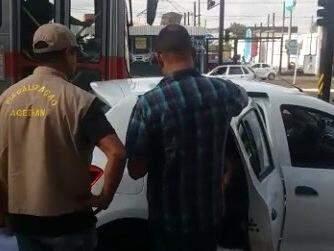 No começo do mês, motoristas denunciaram que estavam sendo multados pela Agetran. (Foto: Divulgação)