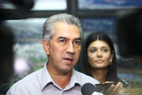 Reinaldo espera recursos federais para retomar Hospital de Dourados