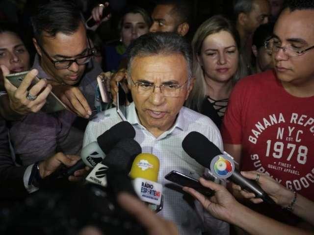 Reinaldo e Odilon têm entrevistas no 1º dia de campanha do 2º turno