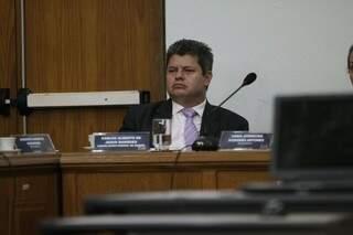 Carlos Marques vai propor o pedido de afastamento de Júlio César ao Conselho Federal (Foto: Cleber Gellio)