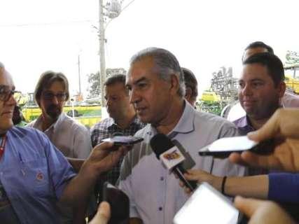 """Na Expoagro, Reinaldo diz que desafio do produtor é da """"porteira pra fora"""""""