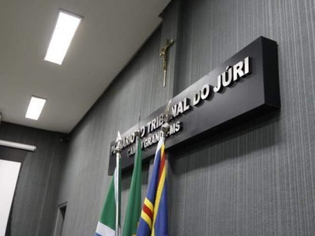 Juiz do Tribunal do Júri decretou mais quatro prisões e retorno de duas mulheres à cadeia. (Foto: TJMS/Divulgação)