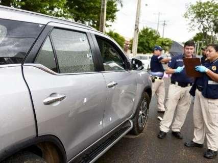 Funcionário de Pavão e menino de 5 anos são executados no Paraguai
