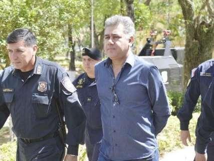 Preso no Paraguai, Pavão continua chefiando remessa de drogas ao Brasil