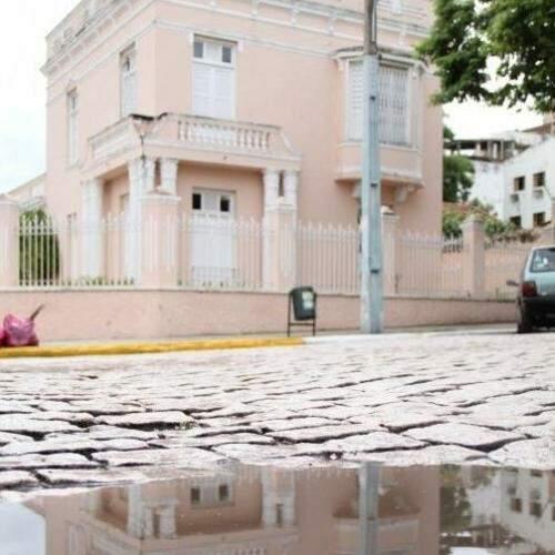 Reforma de prédios históricos é prioridade para alavancar turismo (Foto: Marcos Ermínio)
