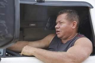 Para Rosinaldo, 70% dos motoristas brasileiros reprovarão no teste (Cleber Gellio)