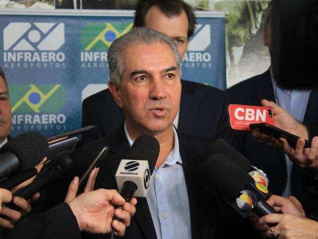 """Rota bioceânica """"vai ajudar o Brasil que mais cresce"""", avalia Reinaldo"""