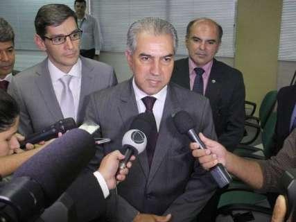 Reinaldo discute amanhã com bancada federal a crise do gás natural