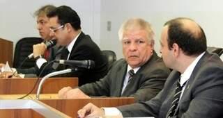 Comissão Processante não deve retomar seus trabalhos neste ano (Foto: arquivo)