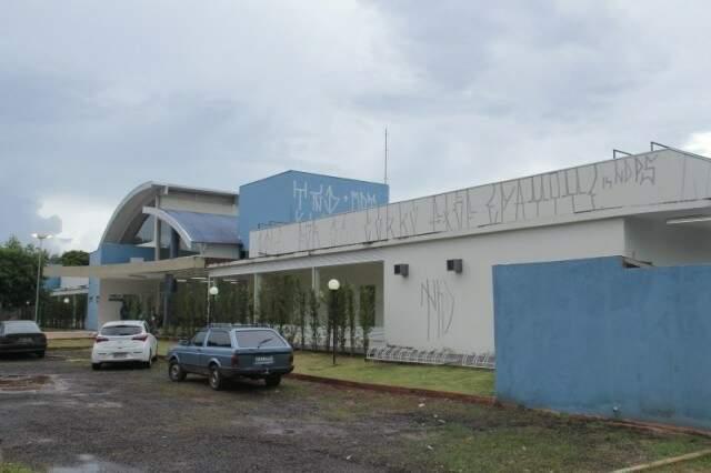UPA Moreninhas atrasou quatro anos e deve ser inaugurada dia 11. (Foto: Alan Nantes)