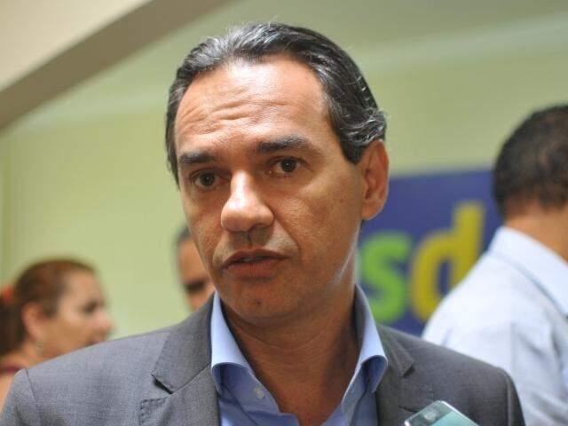 Marquinhos Trad (PSD) é contra aumento do próprio salário. (Foto: Alcides Neto)