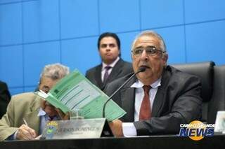 Deputados recebem cônsul do Peru e ministro do Paraguai (Foto: Divulgação)