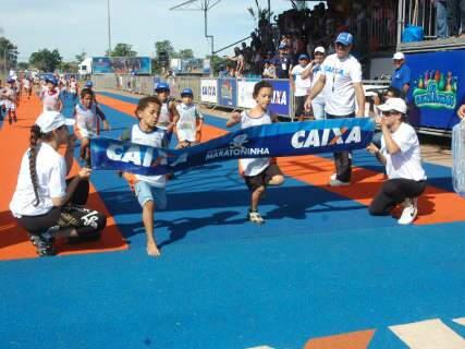 Circuito Caixa de Maratoninha será disputado domingo na Capital