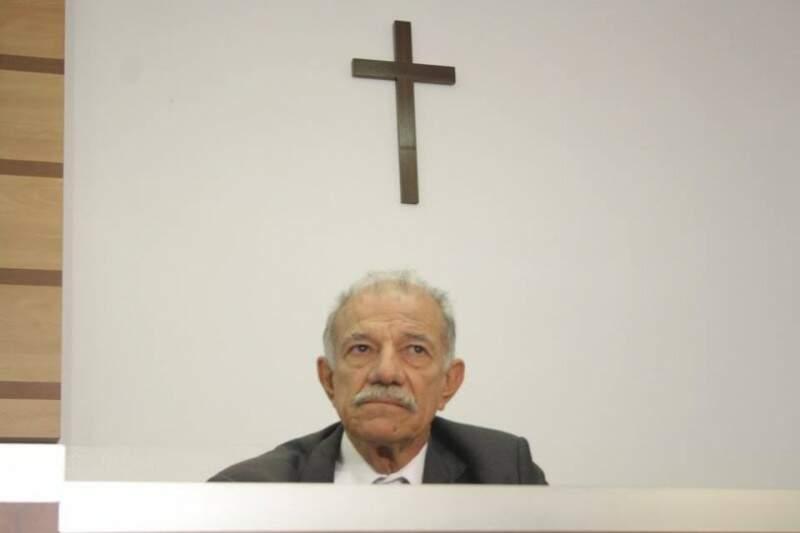 Advogado de Bernal ameaça recorrer à Justiça se Comissão Processante não suspender trabalhos (Foto: Marcos Ermínio)